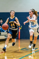 Gallery: Girls Basketball Burlington-Edison @ Lynden Christian